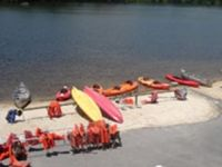 French Creek State Park Pool & Row Boat Rentals PA
