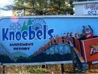 Knoebels Amusement Resort Pennsylvania Getaway with Kids