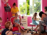 Pampered Little Girls Dress Up Birthday Parties in PA