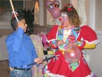 Quty the Clown Spanish Speaking Entertainer in PA