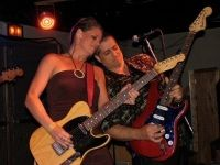 Skyla Burrel Blues Band Pennsylvania