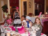 Hershey Tea Parties for Girls in Pennsylvania