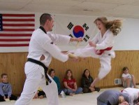 Dynamic Martial Arts Birthday Parties for Kids in PA