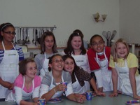 learn-to-cook parties for kids in pa