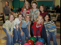 Playdrome Bowling Tween Birthday Parties in Pennsylvania