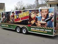 Rolling Game Station Tween Parties in PA