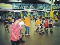 Rolling Thunder Skating Teen Birthday Parties in Pennsylvania