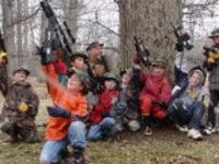 Tactical Laser Tag Birthday Parties in PA