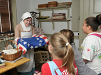 Betsy Ross Historic Homes in Philadelphia