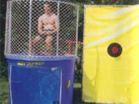 A to Z Dunk Tank Rental Montgomeryville PA