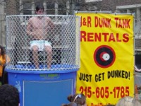 J and R Dunk Tank Rentals Bensalem PA