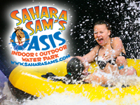 Sahara Sam's Oasis Amusement Park in PA