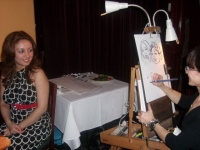Art-Girl-Debbie-Schafer-pa-caricature-artists