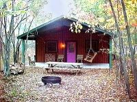Wapiti Woods Secluded Vacation Getaway PA
