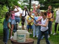 Weatherbury Farm Getaway with Kids PA