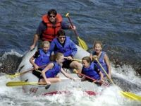 Whitewater Challengers Rafting Weatherly PA