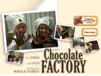 Wolfgangs Chocolate Factory Tour Pennsylvania