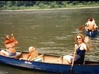 Eagle Rock Rent a Canoe in PA