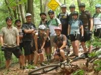 Valley Mountain Bikers Biking Trails in PA