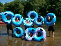 Delaware River Tubing in Pennsylvania