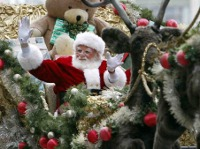 Bob Phillips Santa Claus for Hire in PA