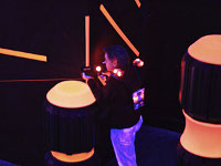 Lehigh Valley Laser Tag Parties PA