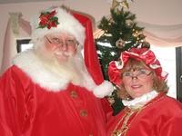 Northeast Santa Claus Rentals in Pennsylvania