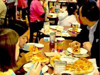 make-your-own-pizza parties in Pennsylvania