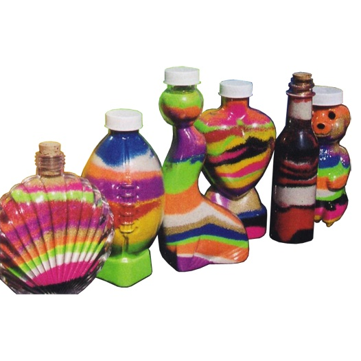 Sand art parties in pa sand art craft parties in pa for Best way to sand glass bottles