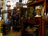 Antiques in Philadelphia