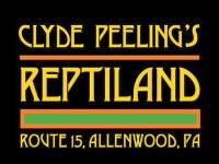 Clyde Peeling Reptiland Allenwood PA Pennsylvania