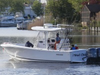 Reel Chaos Fishing Charter Boats in Pennsylvania