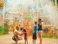 Sahara Sam's Oasis Amusement Park in PA