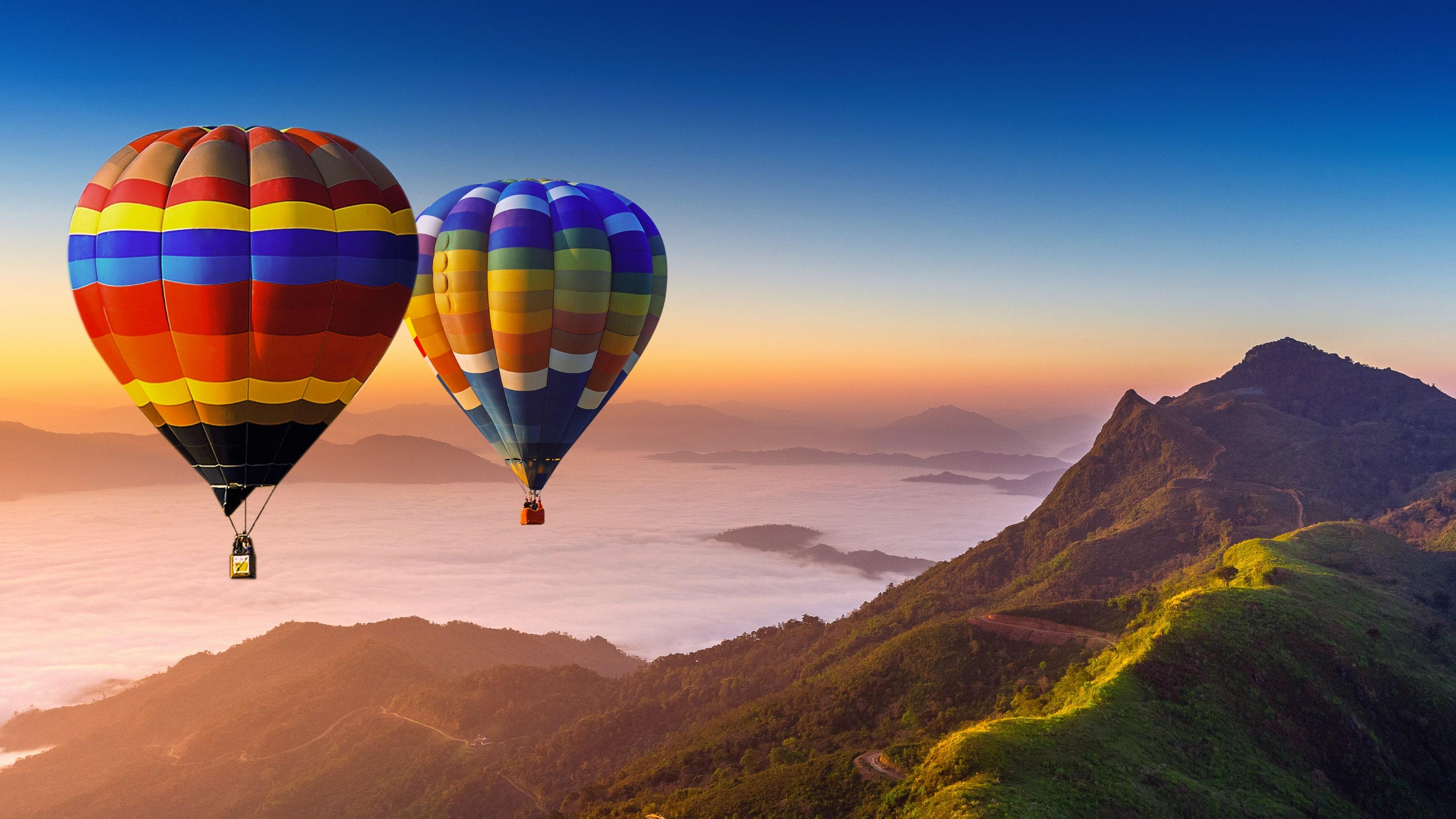 Ballooning PA
